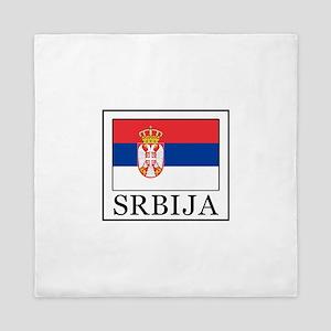 Srbija Queen Duvet