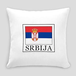 Srbija Everyday Pillow