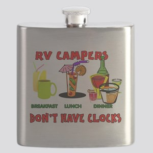 RV CAMPERS Flask