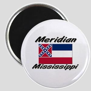 Meridian Mississippi Magnet