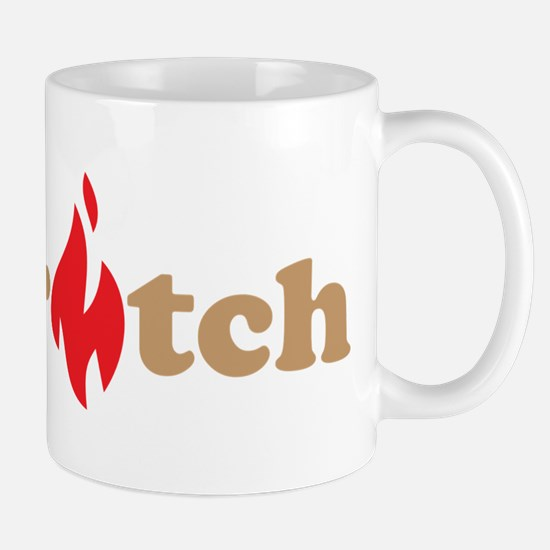 Firecrotch Mug