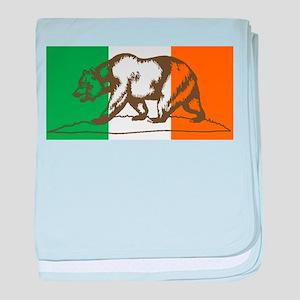 IRELAFORNIA baby blanket