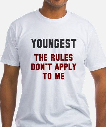 Oldest Middle Youngest Rules Shirt