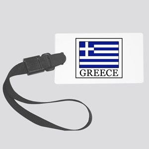 Greece Large Luggage Tag