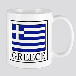 Greece Mugs