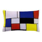 Mondrian-1 Pillow Case