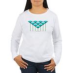 Love Flower 39 Women's Long Sleeve T-Shirt