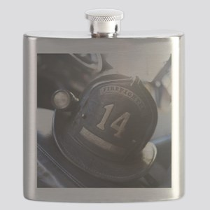 FIREMANS HELMET Flask