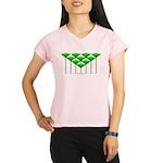 Love Flower 43 Performance Dry T-Shirt