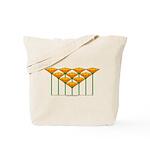 Love Flower 46 Tote Bag