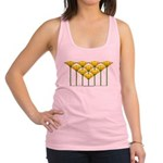 Love Flower 47 Racerback Tank Top