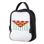 Love Flower 50 Neoprene Lunch Bag