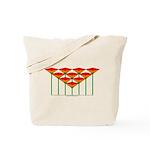 Love Flower 50 Tote Bag