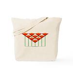 Love Flower 51 Tote Bag
