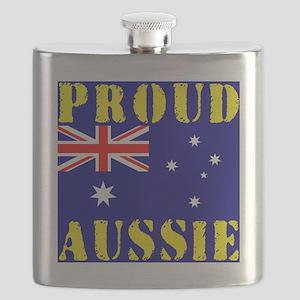 Proud Aussie Flask