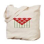 Love Flower 52 Tote Bag