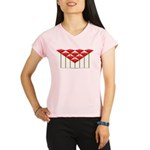 Love Flower 52 Performance Dry T-Shirt