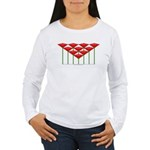 Love Flower 52 Women's Long Sleeve T-Shirt