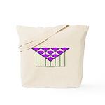 Love Flower 53 Tote Bag