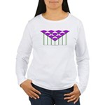 Love Flower 53 Women's Long Sleeve T-Shirt