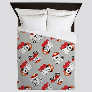 DALMATIONS Queen Duvet