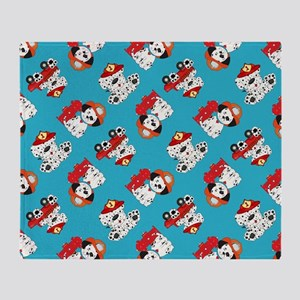 DALMATIONS Throw Blanket