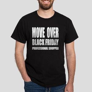 MOVE OVER Dark T-Shirt