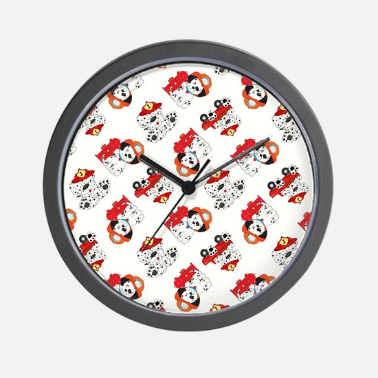DALMATIONS Wall Clock