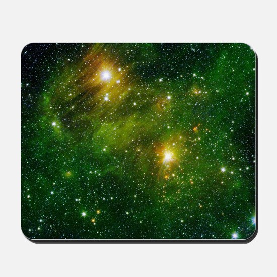 HYDROCARBONS IN SPACE Mousepad