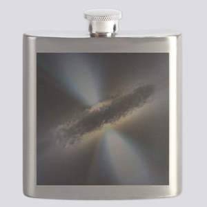 HIDDEN BLACK HOLE Flask
