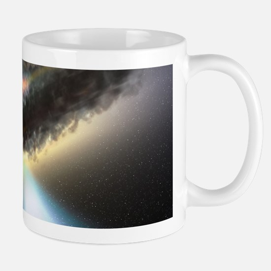 HIDDEN BLACK HOLE Mug