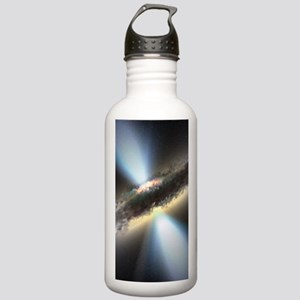 HIDDEN BLACK HOLE Stainless Water Bottle 1.0L