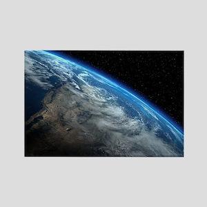 EARTH ORBIT Rectangle Magnet