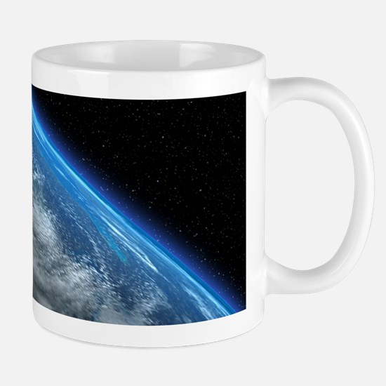 EARTH ORBIT Mug