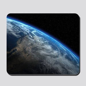 EARTH ORBIT Mousepad