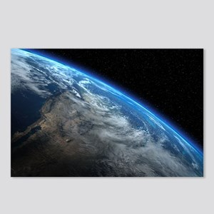 EARTH ORBIT Postcards (Package of 8)