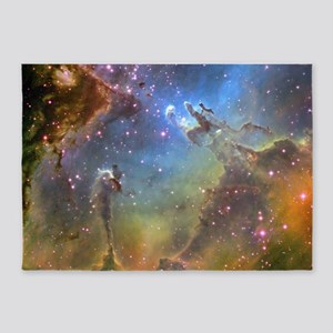EAGLE NEBULA 5'x7'Area Rug