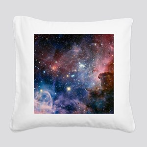 CARINA NEBULA Square Canvas Pillow