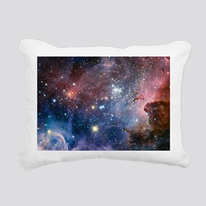 CARINA NEBULA Rectangular Canvas Pillow