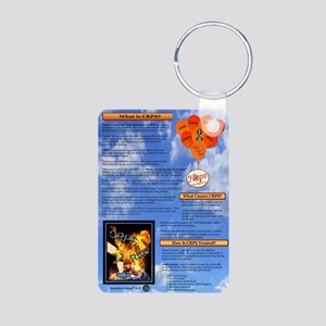 What is CRPS Balloons Blue Sky Keychains
