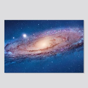 ANDROMEDA Postcards (Package of 8)