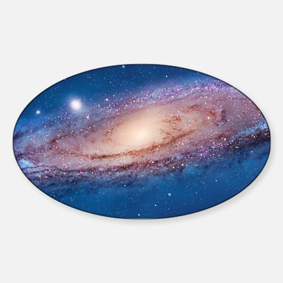 ANDROMEDA Sticker (Oval)