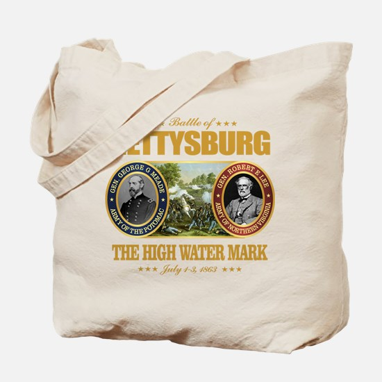 Gettysburg (FH2) Tote Bag