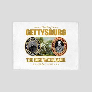 Gettysburg (FH2) 5'x7'Area Rug