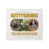 Gettysburg Fleece Blankets