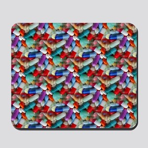 drugs pills Mousepad