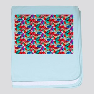 drugs pills baby blanket