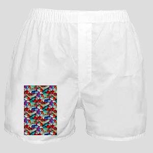 drugs pills Boxer Shorts