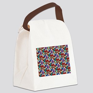 drugs pills Canvas Lunch Bag