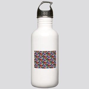 drugs pills Stainless Water Bottle 1.0L